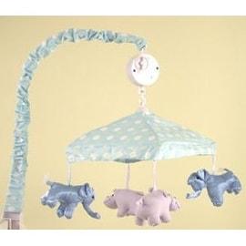 Noah's Ark Nursery Mobile Pem America Jessica Breedlove