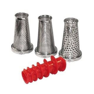 Weston 07-858 Sauce Maker/Strainer Accessory Kit, 4 Piece