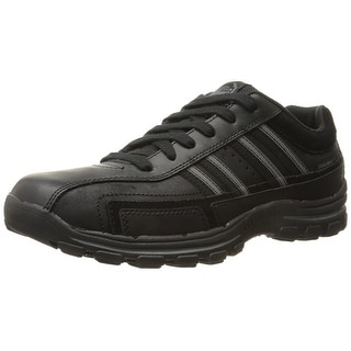 Skechers USA Men's Braver Gonsor Oxford, Black