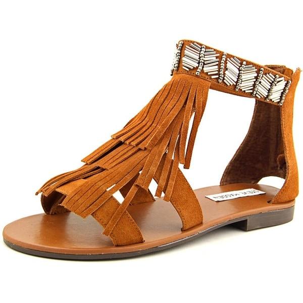 Steve Madden Giaani Open Toe Suede Sandals