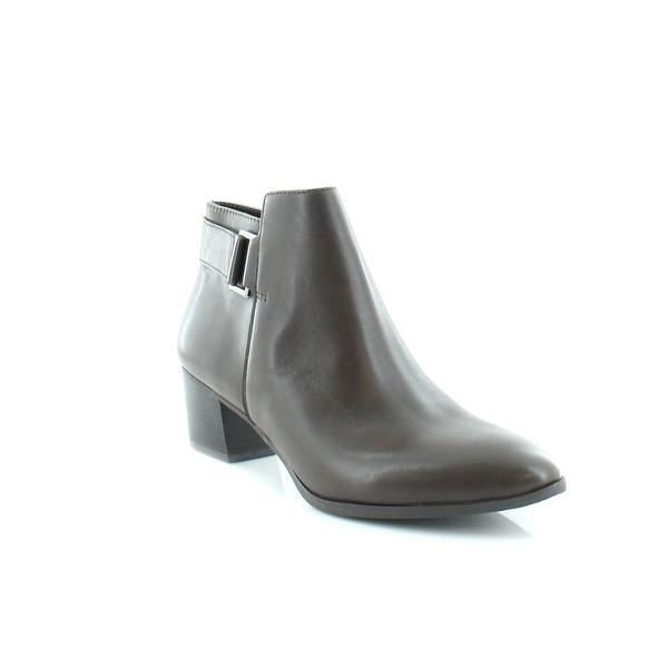 Alfani Adisonn Women's Boots Dark Roast