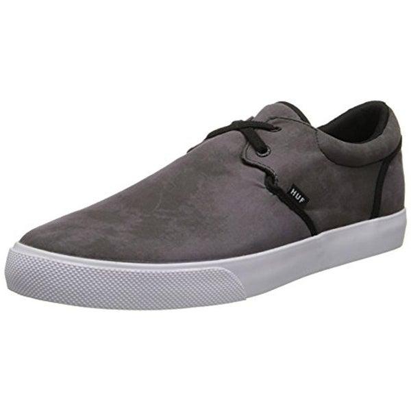 HUF Mens Genuine Skateboarding Shoes Faux Suede Casual - 13 medium (d) 350e85188