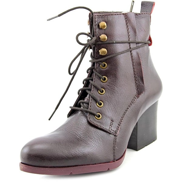 Matisse Abbey Women Round Toe Leather Ankle Boot