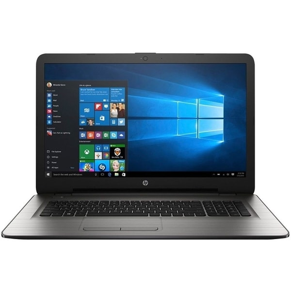 "Refurbished - HP 17-X010NR 17.3"" Laptop Intel Pentium N3710 1.6GHz 4GB 1TB Windows 10"