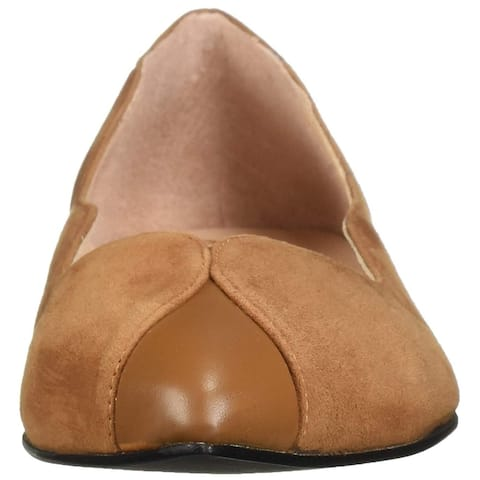 French Sole FS/NY Women's Coop Ballet Flat - 9