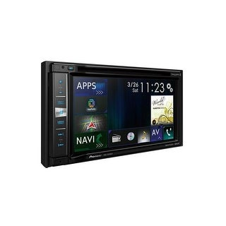 In-Dash Navigation AV Receiver with 6.2 in. WVGA Touchscreen Display