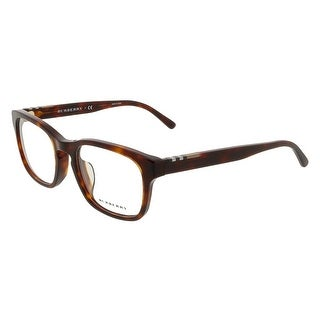 Burberry BE2147F 3349 Dark Havana Wayfarer Optical Frame