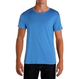 Polo Ralph Lauren Mens Sleep Shirt Crew Neck Short Sleeve - M