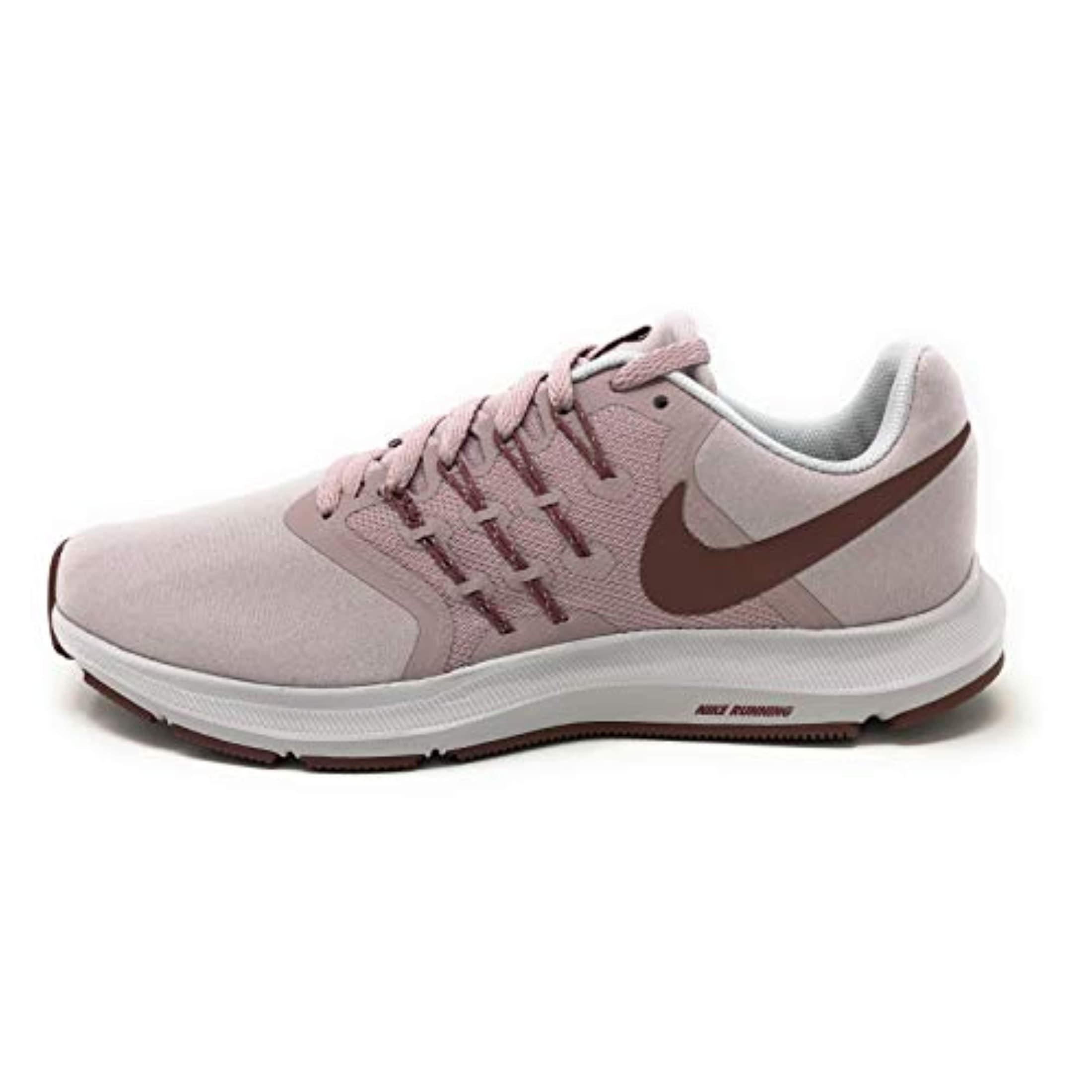 c647c275d Nike Women's Run Swift Running Shoe, Particle Rose/Smokey Mauve, Size 9.5 M  Us