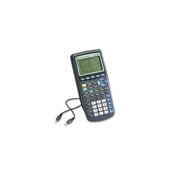 Texas Instruments TI-83Plus Programmable Graphing Calculator Programmable Graphing Calculator