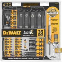 Black & Decker/DWLT 35Pc Imp Ready Scrwdr DWA2T35IR Unit: EACH