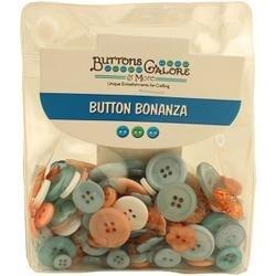 Coral Reef-Buttons Galore Button Bonanza