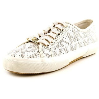 Michael Michael Kors Boerum Sneaker Round Toe Synthetic Sneakers