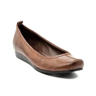 Wear.Ever. Iain Women's Flats & Oxfords Dark Brown
