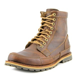 "Timberland Earthkeepers Rugged Original Leather 6"" Boot Men"