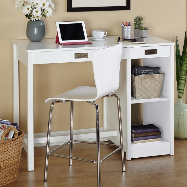 Simple Living Terri Counter Height Desk/Dining Table. Opens flyout.