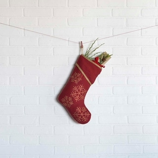 Link to Revelry Stocking Similar Items in Christmas Decorations