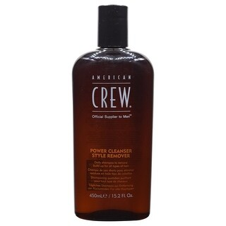 American Crew Power Cleanser Style Remover Shampoo 15.2 fl oz