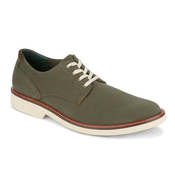 05bed429299 Shop Dockers Mens Parkway Stretch Casual Oxford Shoe with NeverWet ...