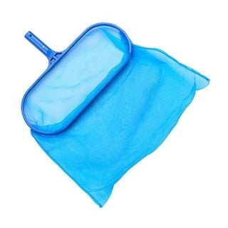 Deep Pool Bag Rake with Fine Mesh for Cleaning Swimming Pools,