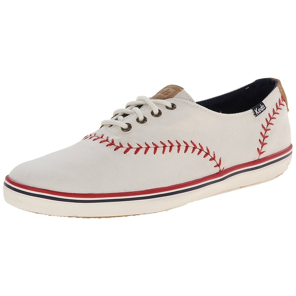 fb20116ec7153 Shop Keds Womens Champion Pennant Fabric Low Top Lace Up Fashion ...