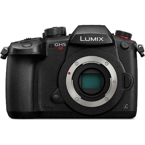 Panasonic LUMIX GH5s C4K Mirrorless Camera (Body Only)