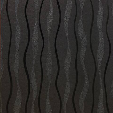 Arthouse Glitz Textured Unpasted Vinyl Wallpaper