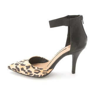 New Directions Women's Treasure Ankle Strap Pumps