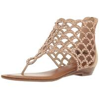 ZIGI SOHO Womens Melaa Open Toe Special Occasion Strappy Sandals
