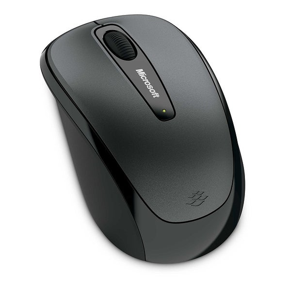 Microsoft Gmf-00010 Wireless Mobile Mouse 3500 - Gray