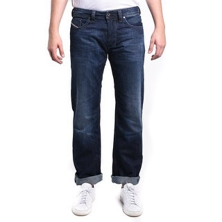 Diesel Men's Larkee Regular Straight Denim Jeans 0RM80