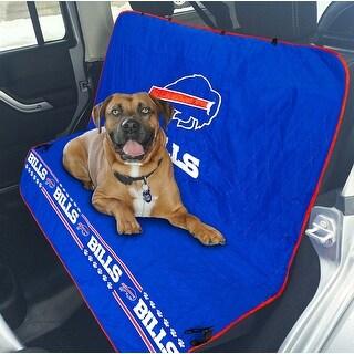 Pets First NFL Buffalo Bills Pet Car Seat Cover