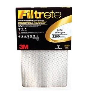 EA00DC-6 Elite Allergen Reduction Filter 16 x 20 x 1 in. - pack of 6