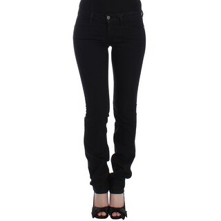 Costume National Black straight leg jeans - w26