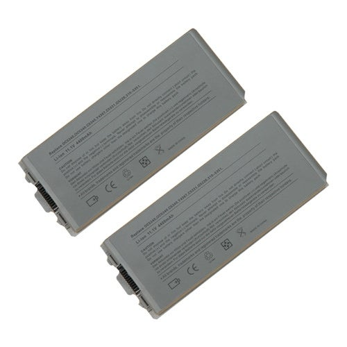 Battery for Dell 3120279 - 2-Pack Replacement Battery