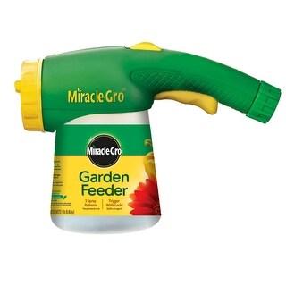 Miracle-Gro 100410 Waterproof Garden Feeder, 1 lb