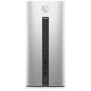 Refurbished - HP Pavilion 550-260 Desktop A10-8850 3.90GHz 8GB RAM 1TB HDD + 128GB SSD WIN10