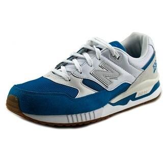 New Balance M530 Men Round Toe Synthetic White Running Shoe