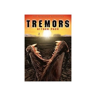 TREMORS ATTACK PACK (DVD) (2DISCS)