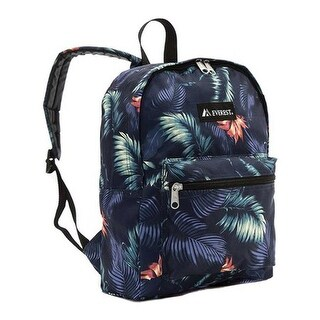 Everest Pattern Backpack (Set of 2) Dark Tropic - us one size (size none)