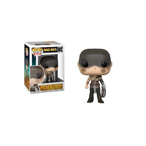 Pop! Movies Mad Max Fury Road Furiosa