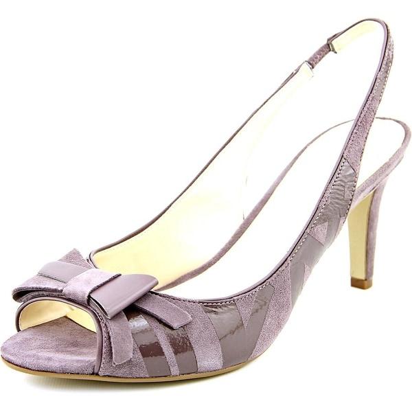 Rockport Lendra S Print Sling Women Open-Toe Suede Slingback Sandal