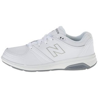 New Balance Womens WW813 Low Top Lace Up Walking Shoes