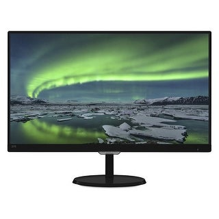 Philips 257E7QDSB E-Line - Led Monitor - 25 Inch - 1920 X 1080 Full Hd (1080P) Monitor