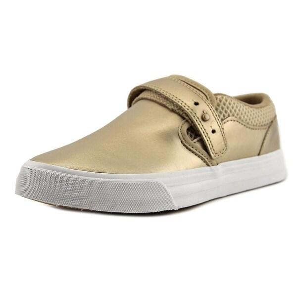 Supra Cubana Women Leather Fashion Sneakers
