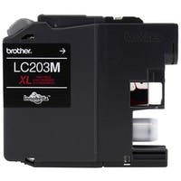 Brother Printer Lc203m High Yield Ink Cartridge, Magenta