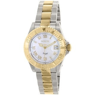 Invicta Women's Angel Silver Stainless-Steel Swiss Quartz Fashion Watch