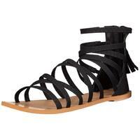 Roxy Womens Brett Open Toe Casual Slide Sandals