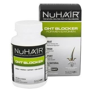 Nuhair Dht Blocker (60 Tablets)