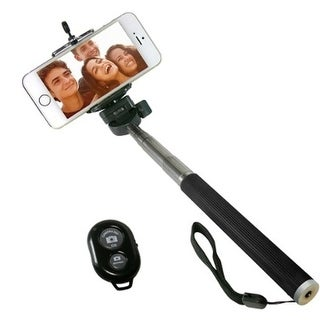 Selfie Stick + Bluetooth Remote